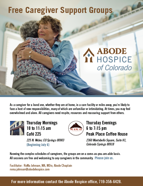 Blog - Abode Hospice and Home Health